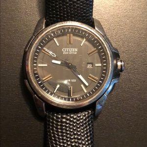 Citizen Eco-DRV AR 2.0 Stainless Steel Watch Men's